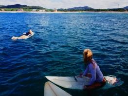 Boat surftrip