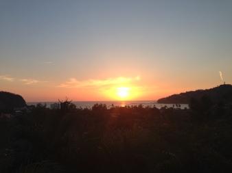 San Juan sunset