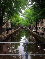 Amsterdam, an ongoing love affair